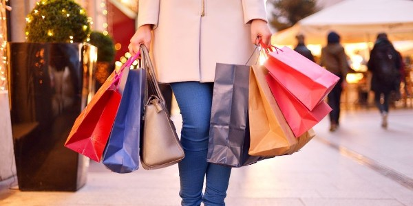 A Festive Shopping Night with Triona McCarthy