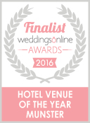 Hotel Venue of the Year Finalist 2016